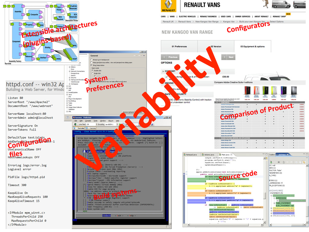 72  72  Extensible architectures  (...