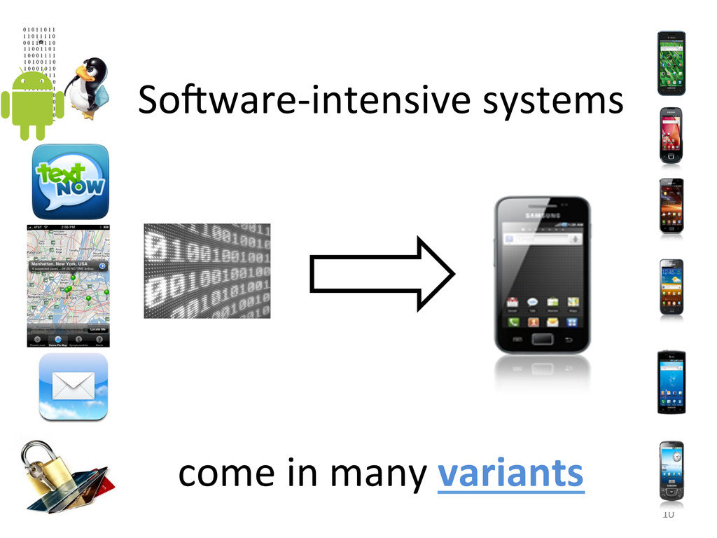10  So6ware-‐intensive systems  come...