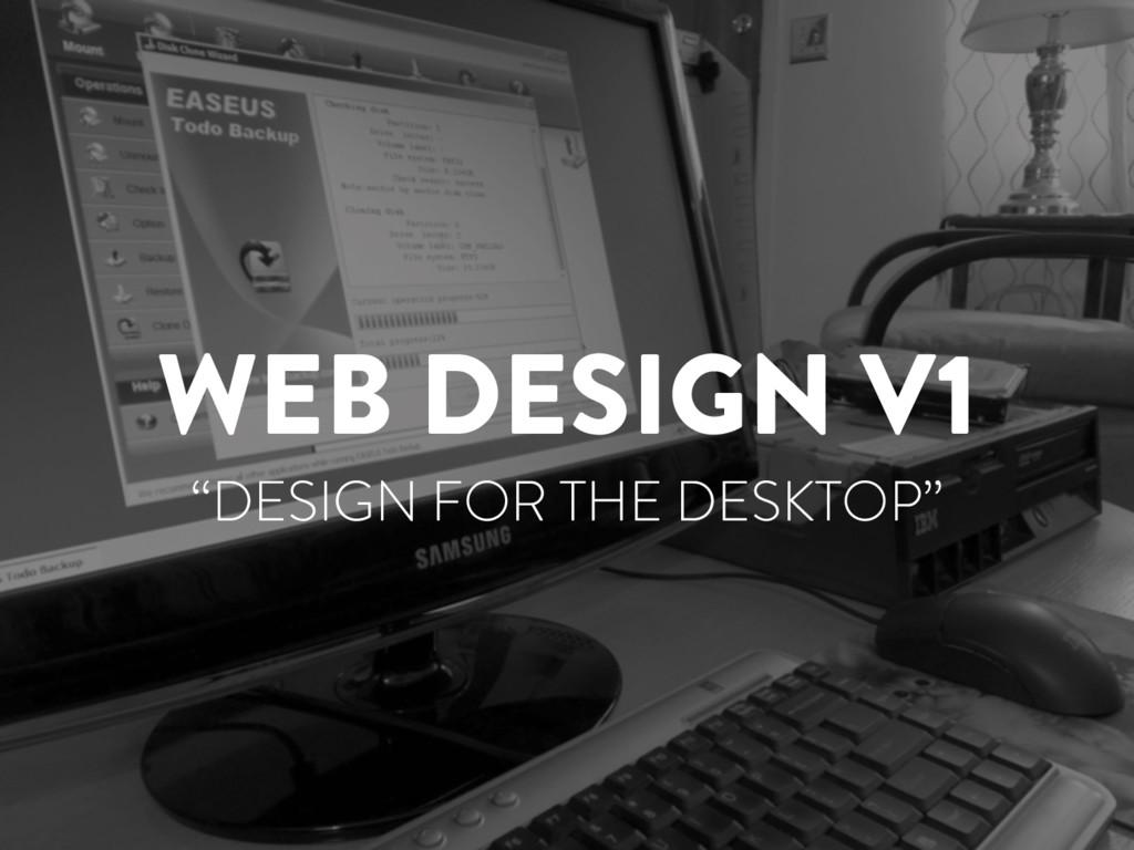 """@marktimemedia WEB DESIGN V1 """"DESIGN FOR THE DE..."""