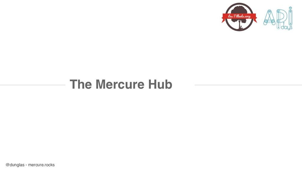 @dunglas - mercure.rocks The Mercure Hub
