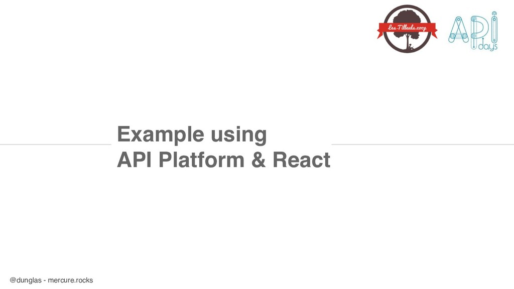 @dunglas - mercure.rocks Example using API Pla...