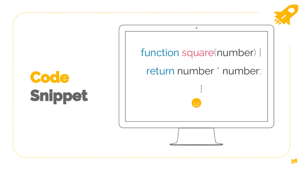 function square(number) { return number * numbe...