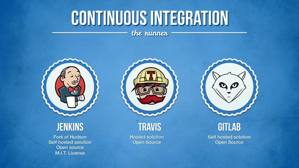 Continuous Integration the runner Jenkins Fork ...