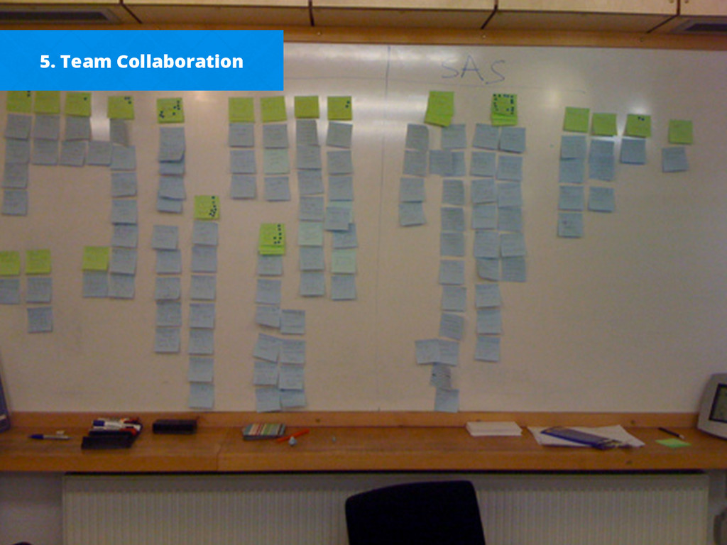 5. Team Collaboration