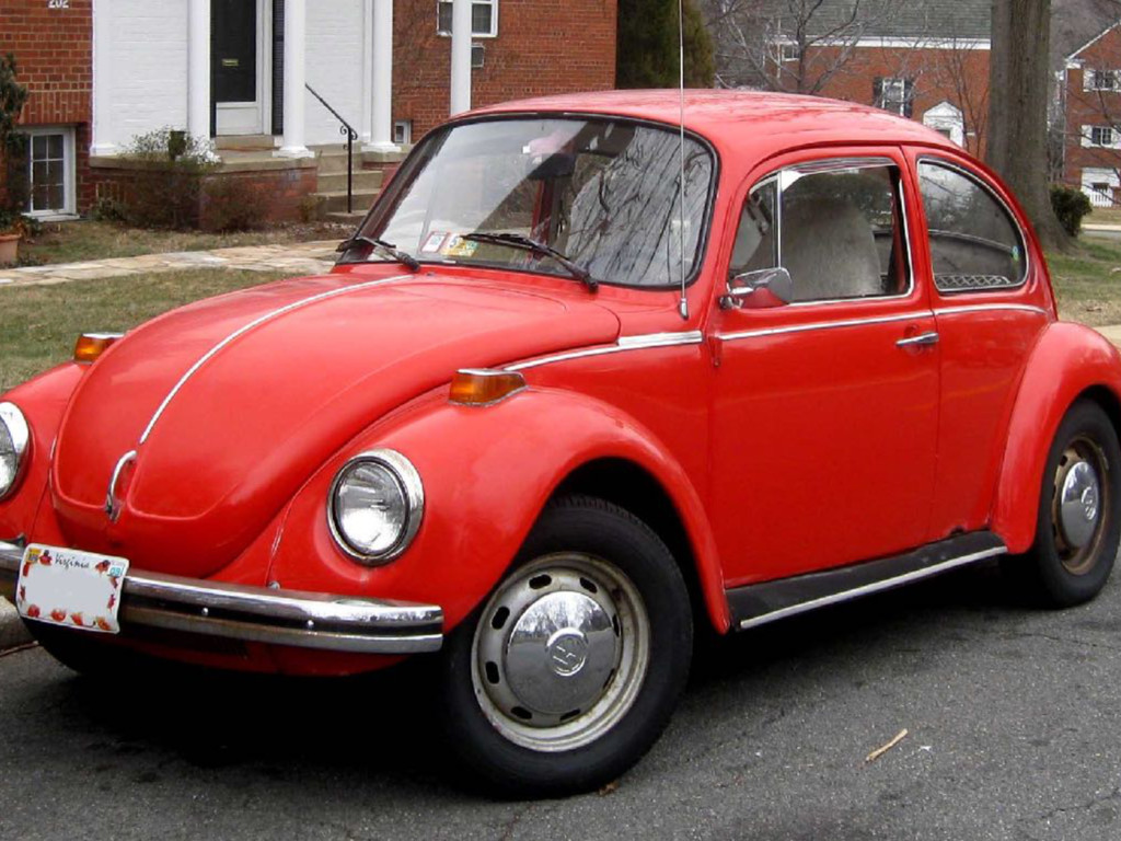 8th Light, Inc. Volkswagen bug picture