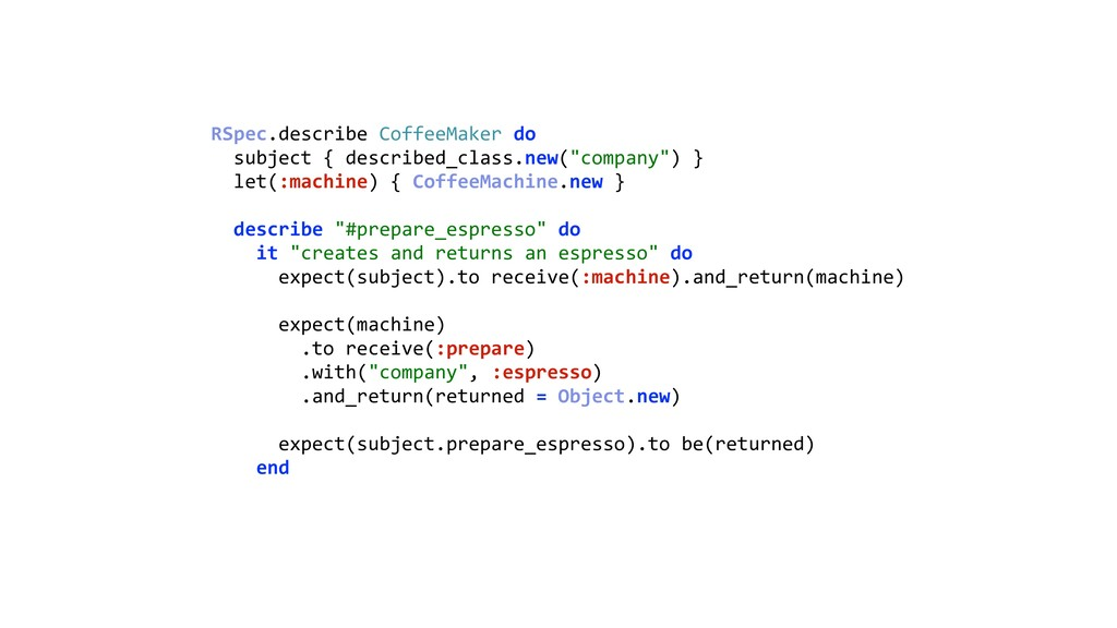 RSpec.describe CoffeeMaker do