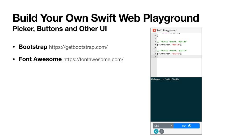 • Bootstrap https://getbootstrap.com/  • Font A...