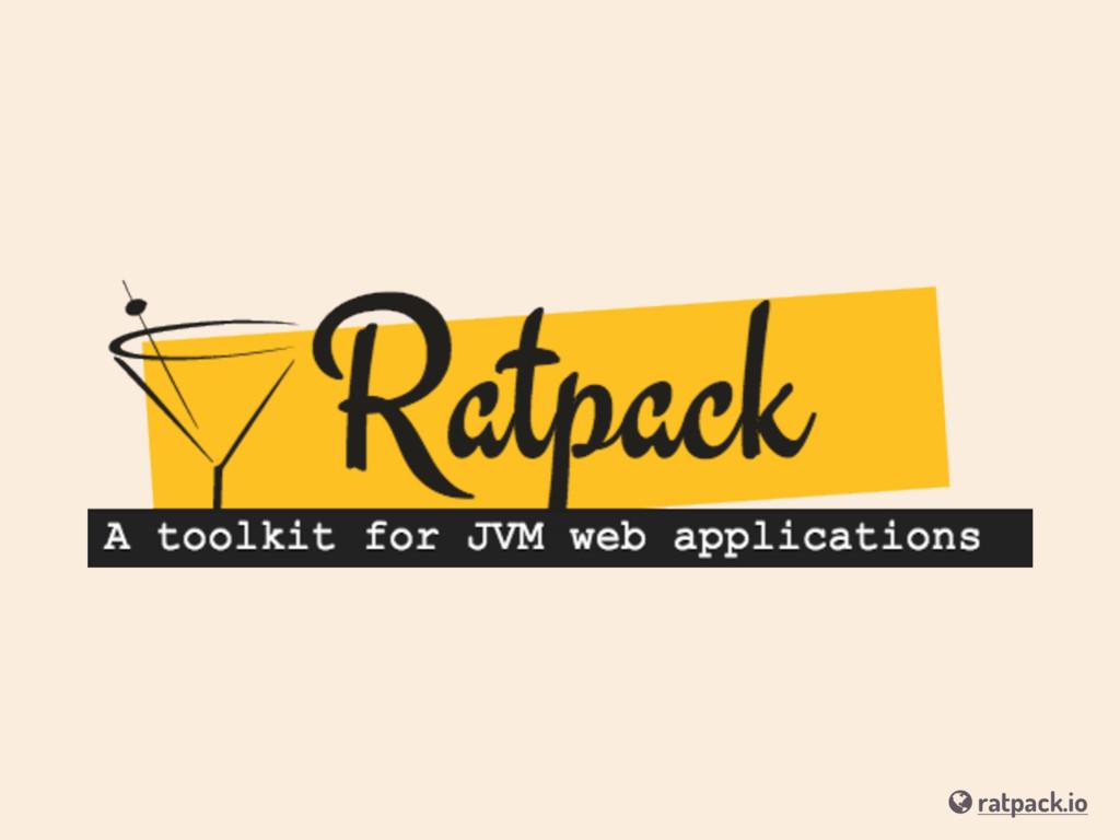 # ratpack.io