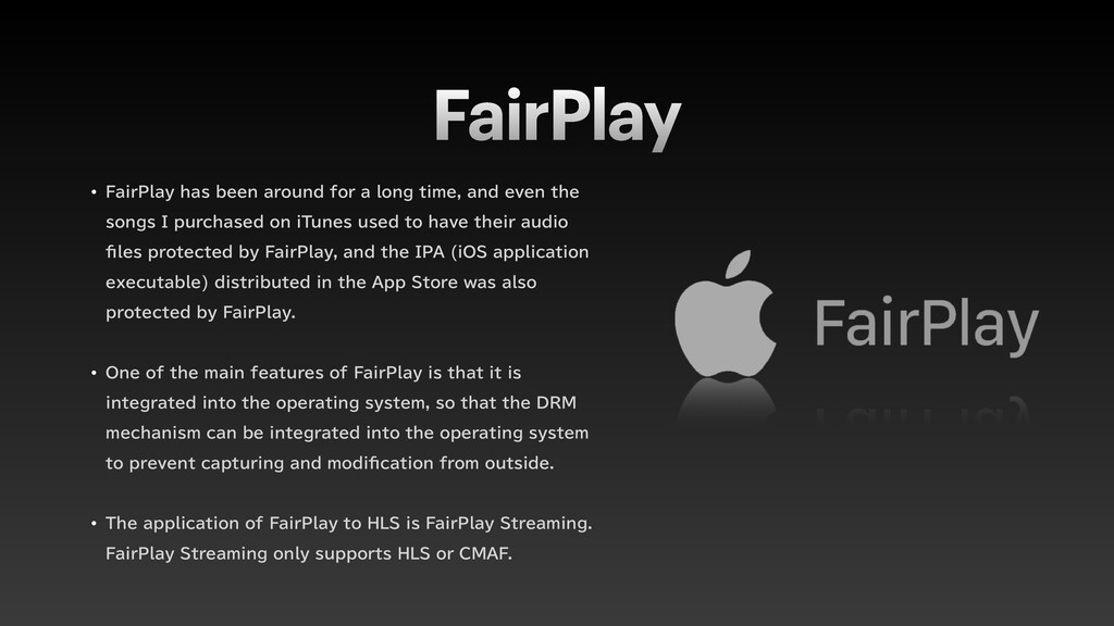 FairPlay w 'BJS1MBZIBTCFFOBSPVOEGPSBMPOH...