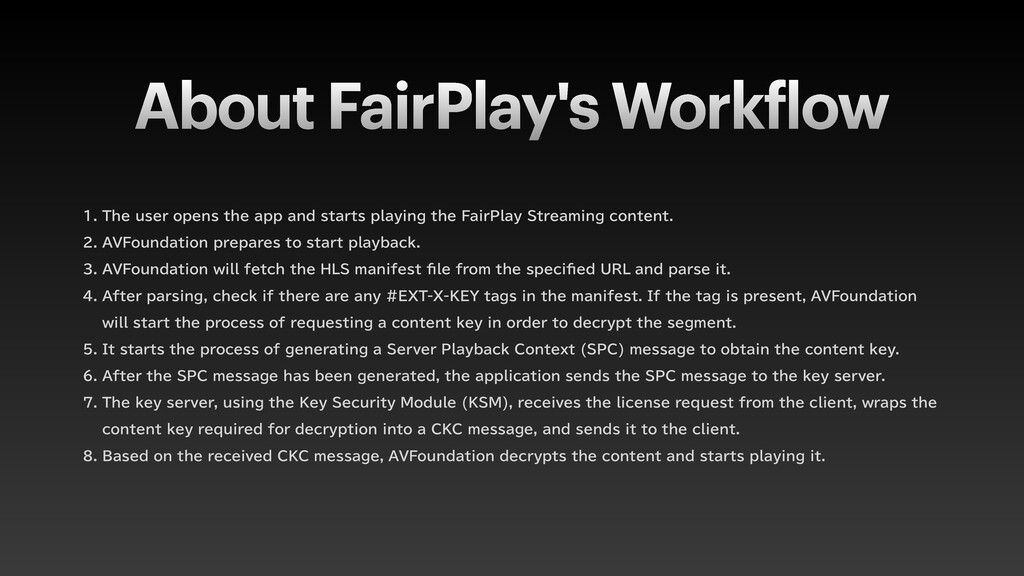 About FairPlay's Work f low  5IFVTFSPQFOTU...