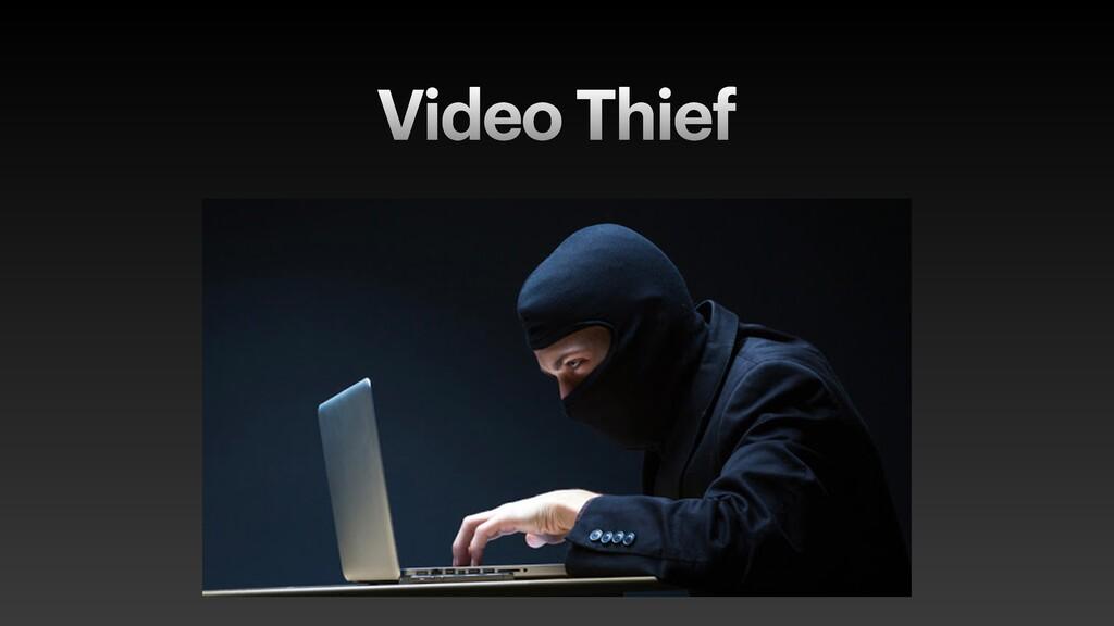 Video Thief