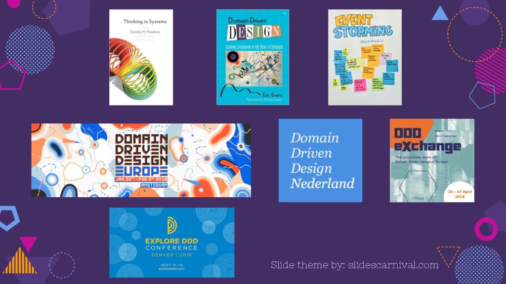 Slide theme by: slidescarnival.com