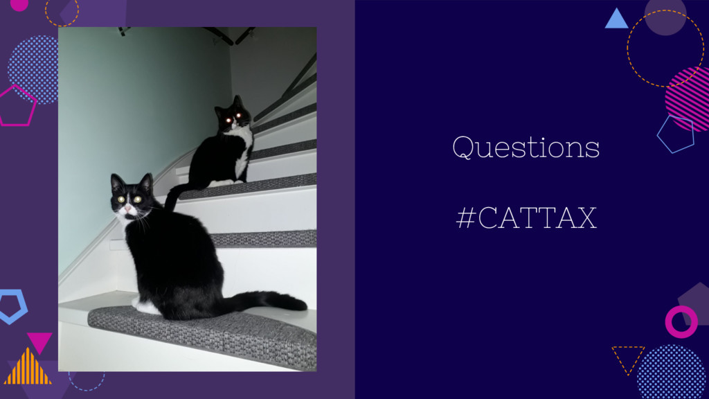 Questions #CATTAX
