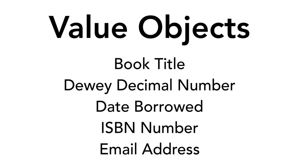 Book Title Dewey Decimal Number Date Borrowed I...