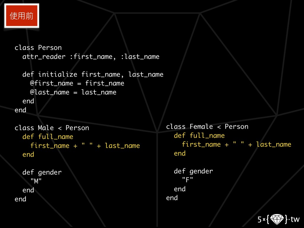 class Person attr_reader :first_name, :last_nam...