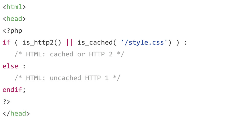 <html> <head> <?php if ( is_http2() || is_cache...