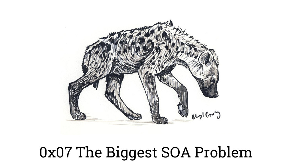 0x07 The Biggest SOA Problem