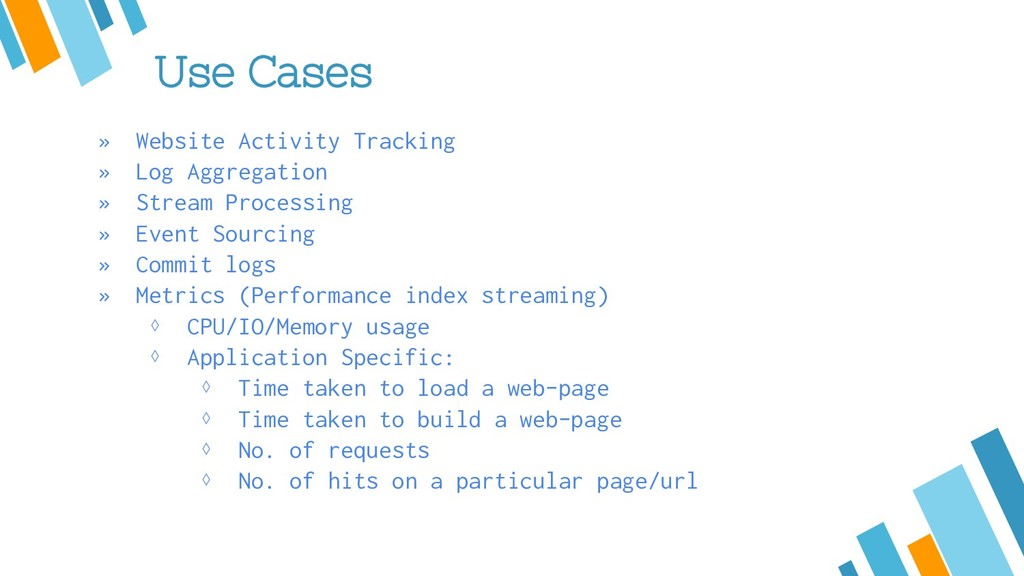 Use Cases » Website Activity Tracking » Log Agg...