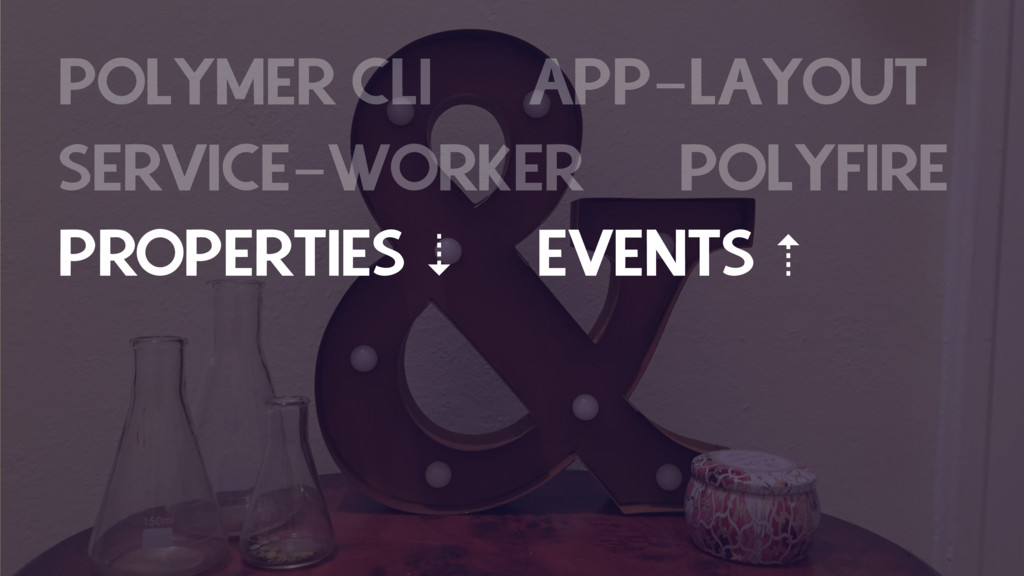 POLYMER CLI APP-LAYOUT SERVICE-WORKER POLYFIRE ...