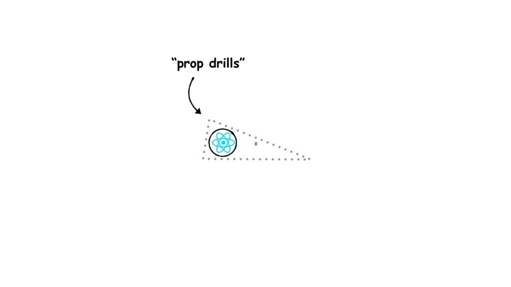 """prop drills"""