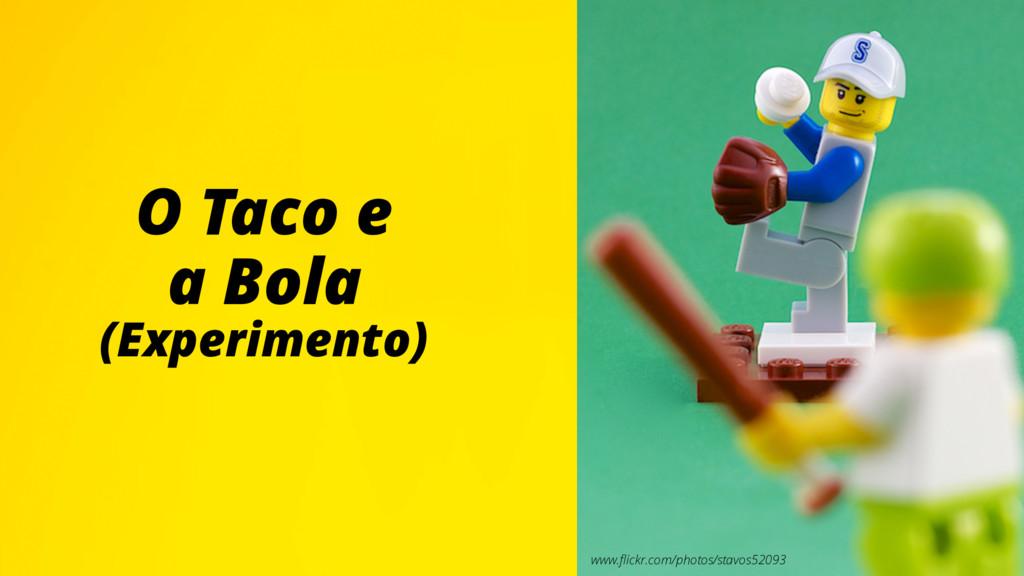 TITLE TLSKDJFLDSKF O Taco e a Bola (Experimento...