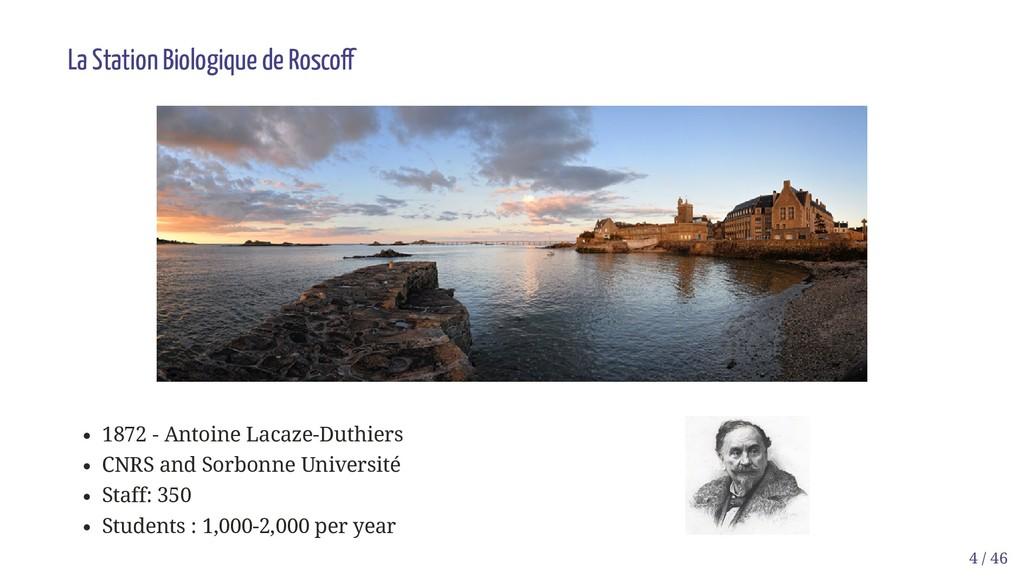 1872 - Antoine Lacaze-Duthiers CNRS and Sorbonn...
