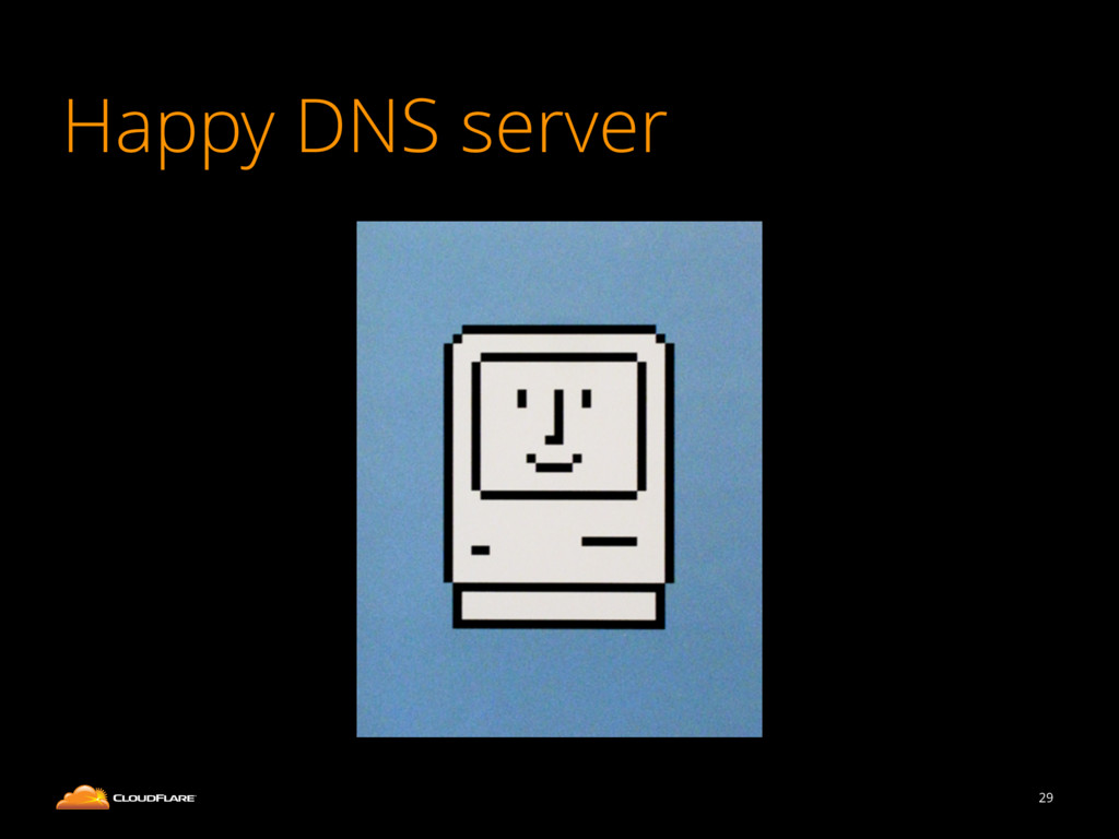 29 Happy DNS server