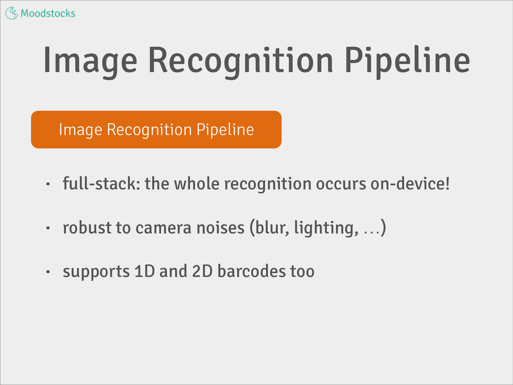 Image Recognition Pipeline • full-stack: the wh...