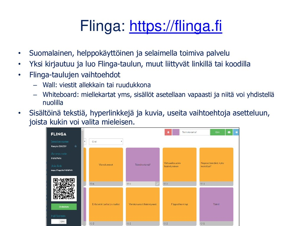 Flinga: https://flinga.fi • Suomalainen, helppo...