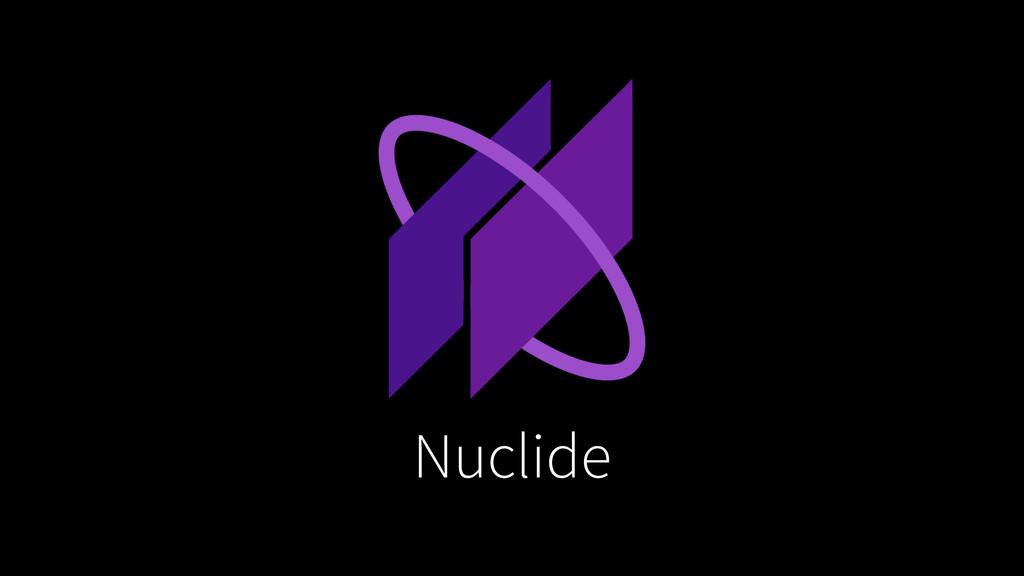 Nuclide