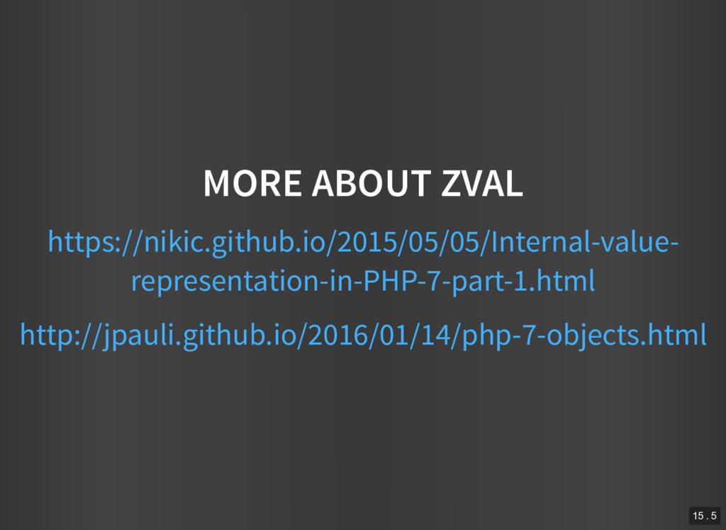 MORE ABOUT ZVAL https://nikic.github.io/2015/05...