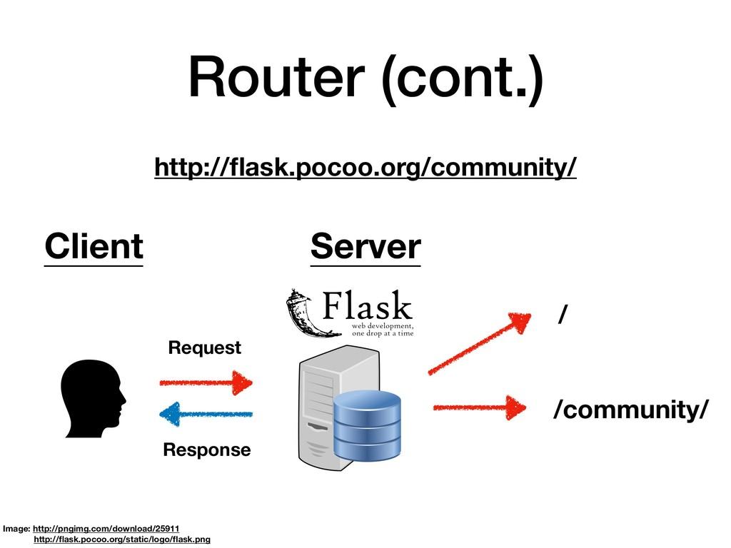 Router (cont.) Image: http://pngimg.com/downloa...