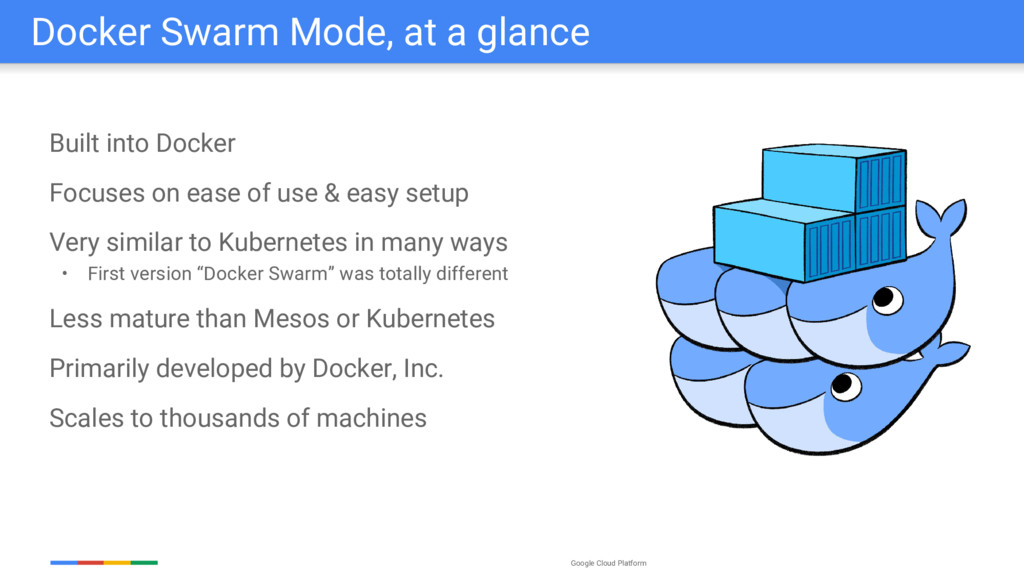 Google Cloud Platform Built into Docker Focuses...