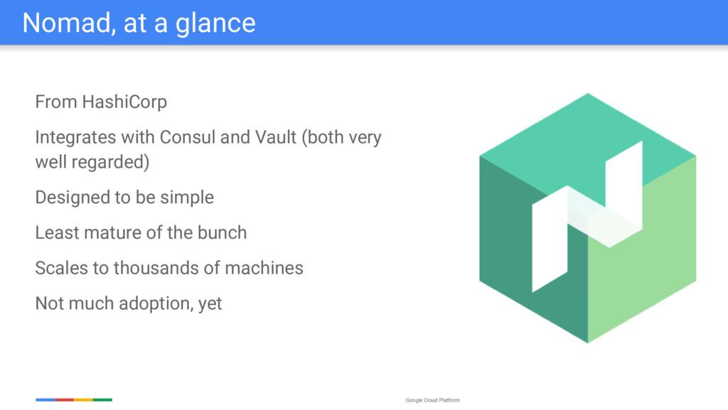 Google Cloud Platform From HashiCorp Integrates...