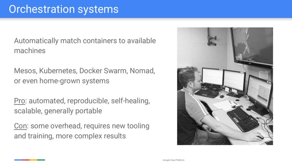 Google Cloud Platform Automatically match conta...