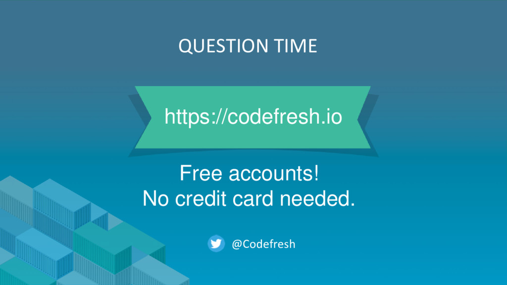 Free accounts! No credit card needed. QUESTION ...