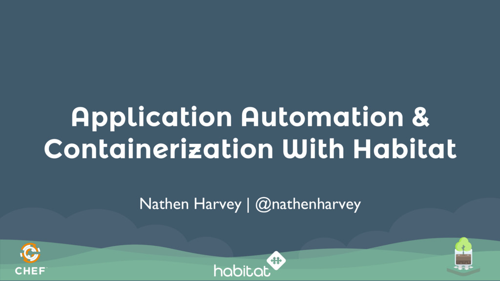 Application Automation & Containerization With ...