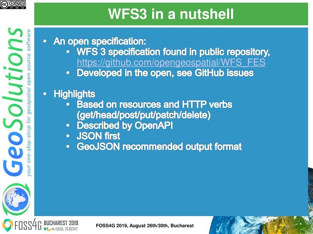 WFS3 in a nutshell https://github.com/opengeosp...