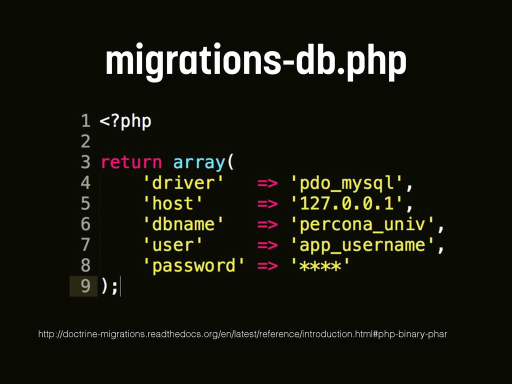 migrations-db.php http://doctrine-migrations.re...