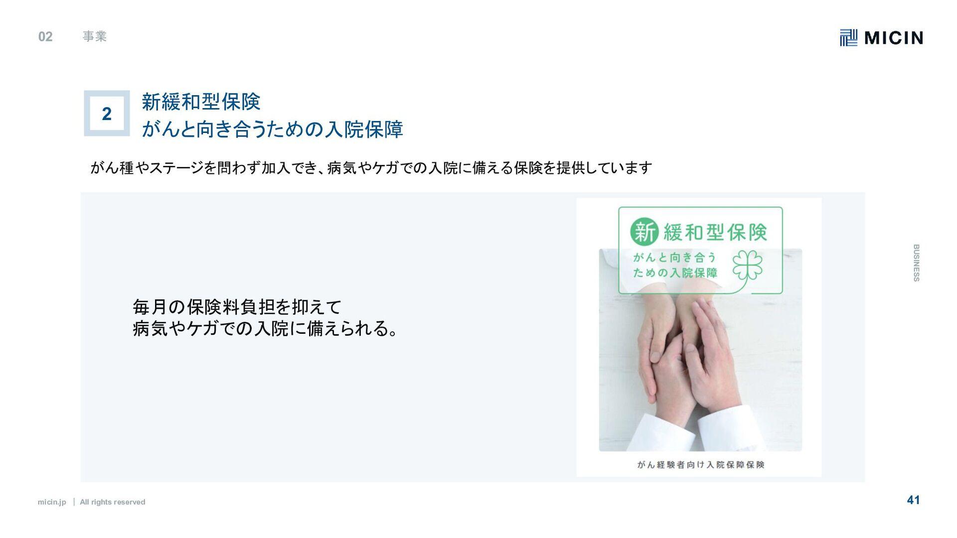 micin.jp ʛ All rights reserved 41 ϝϯόʔհ 03 O R...