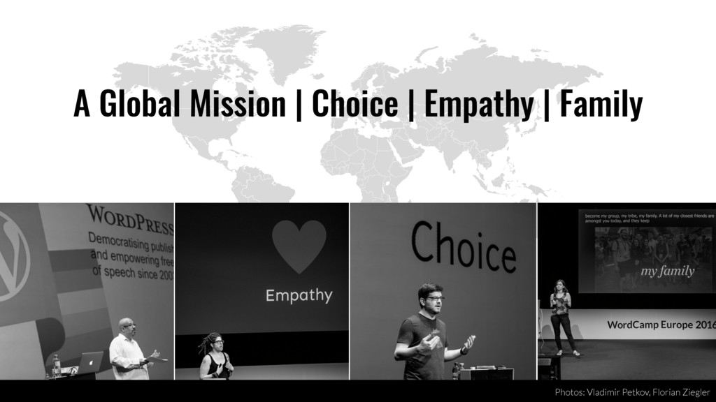 46 A Global Mission | Choice | Empathy | Family...