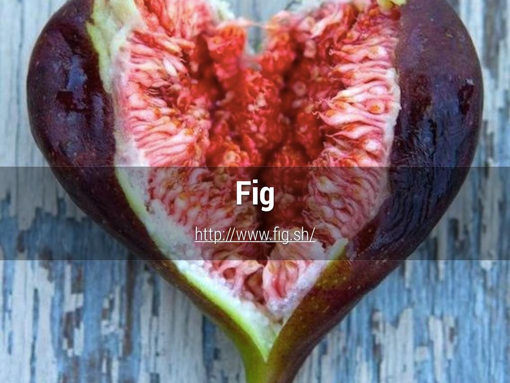 Fig http://www.fig.sh/