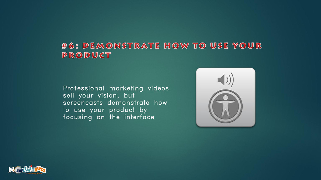 Professional marketing videos sell your vision,...