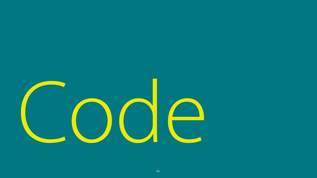 Code 14