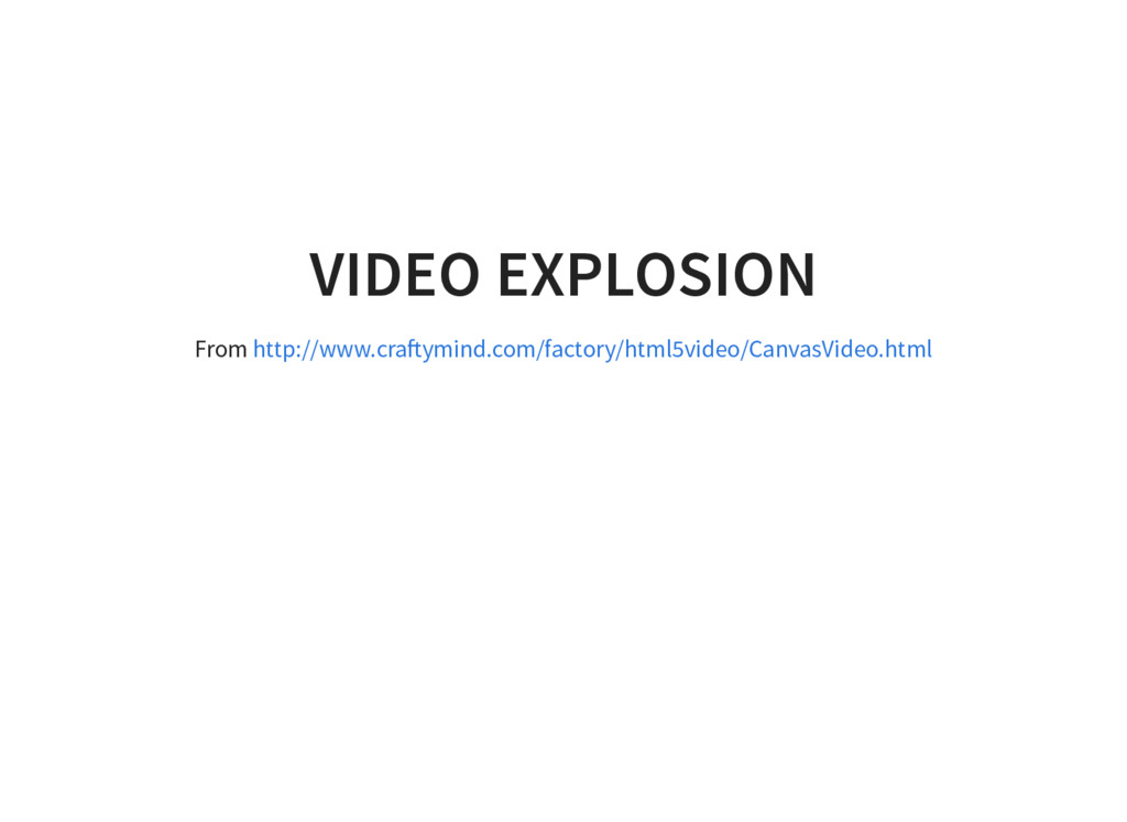 VIDEO EXPLOSION From http://www.cra ymind.com/f...