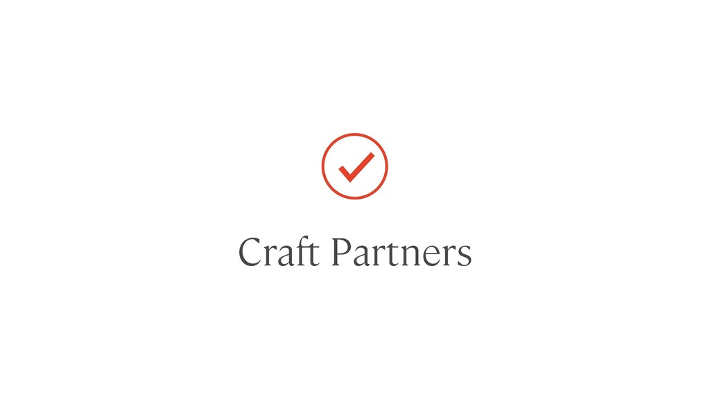 Craft Partners