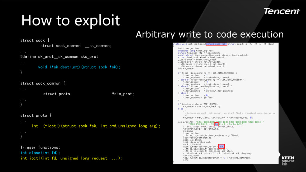 How to exploit Arbitrary write to code executio...