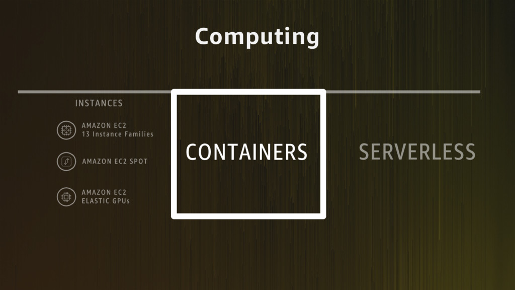 CONTAINERS Computing