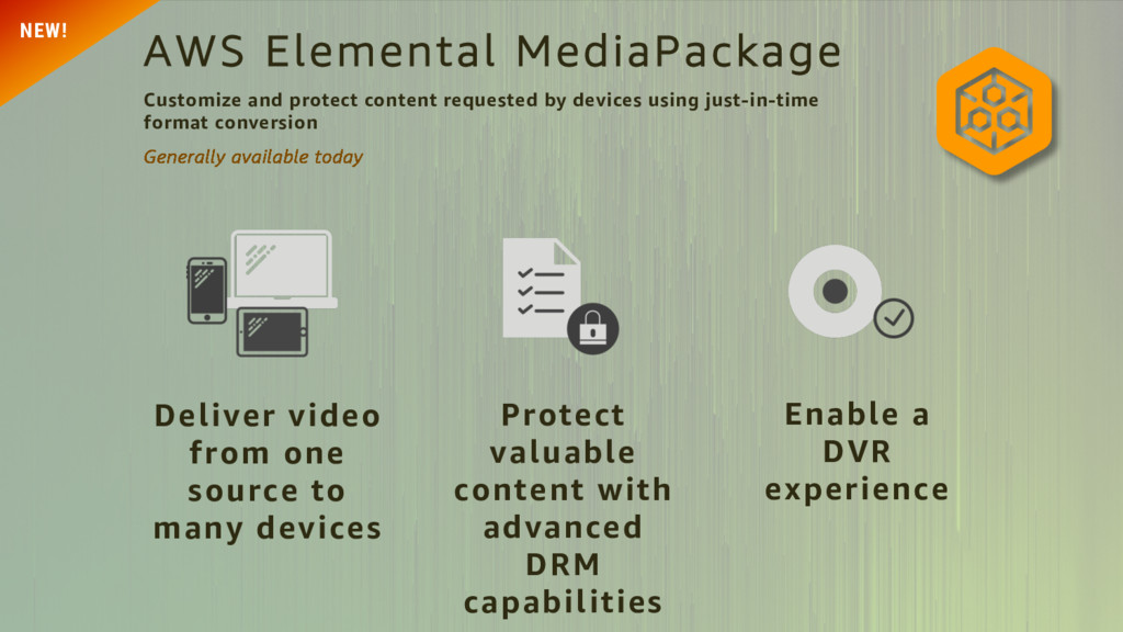 Deliver video from one source to many devices P...