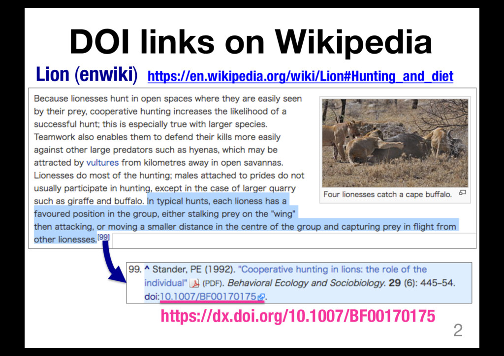 2 Lion (enwiki) https://en.wikipedia.org/wiki/L...